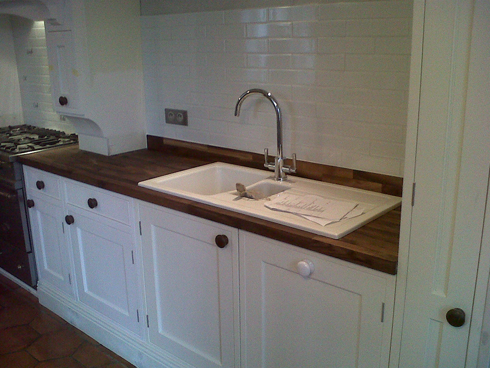 Clark Malone kitchen tiling